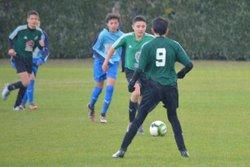 U15 (1) : match de championnat contre Coteaux Libournais le samedi 25 novembre - U.S.C. LEOGNAN