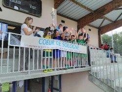 TOURNOI COEUR DE SOLOGNE U9, U11, U13, U15 - Union Sportive et Culturelle Châtres Langon Mennetou