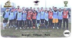 Lacrosse ~ 15.01.2017 ~ Championnat du Centre - Union Sportive de Châteaumeillant