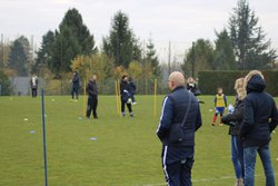 Festi foot U8-U9 du 18/11/17 au stade Léo Lagrange - Union Sportive Chauny