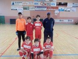 Tournoi Futsal U13 2018 - Culoz Grand Colombier Football