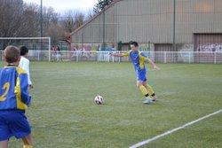 U17 : Match amical contre l'Eveil de Lyon le 11/01/15 - US Dombes