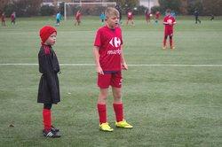 12 novembre les U11 à Grande Synthe - union sportive football Armbouts Cappel