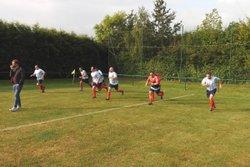 quelques clichés du match de l'équipe B en ce 18 septembre - union sportive football Armbouts Cappel