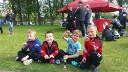 13 mai nos jeunes ont gagné tous leurs matchs - union sportive football Armbouts Cappel