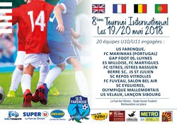 8eme TOURNOI INTERNATIONAL US Frenque
