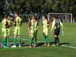 match U17-lorquin - Union Sportive du Foyer de Brouderdorff