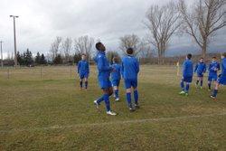U16 amical vs Brioude - U.S. Issoire Football