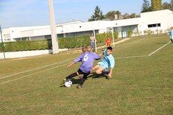 U13 A DOMICILE LE 28/09 - UNION SPORTIVE LANVALLAY FOOTBALL