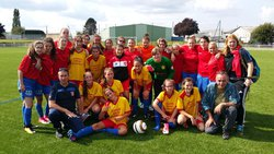 tournoi debut de saison FEMININES a GUERET - UNION SPORTIVE LE POINCONNET FOOTBALL