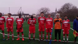 match SENIORS 2 / SEGRY - UNION SPORTIVE LE POINCONNET FOOTBALL