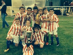 U 11 GAGNE LE TOURNOI  A MARTIZAY - UNION SPORTIVE LE POINCONNET FOOTBALL