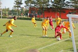 4ème Tour de CDF : USA 1-9 OGrandeSynthe (CFA2) - Union Sportive Attaquoise
