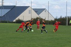 Match du 16/09/17 --  U13 - Carentan -- Défaite 6-1 - USLG Football