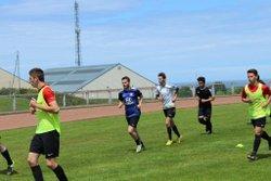 Préparation finale coupe des réserves ; Seniors B / U18 - USLG Football