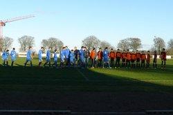 USLG / FC BAYEUX U15 DHR - USLG Football