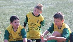 U10 - Têtes de vainqueurs - Union Sportive de Mandelieu la Napoule Football
