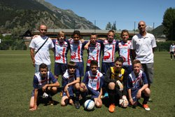 XVIè Tournoi International Benjamins 2014 - UNION SPORTIVE MODANE -1919