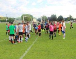Stage d'été (10 au 14/7/2017) - Union Sportive des Martres-de-Veyre Football