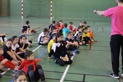 Stages futsal de février 2018 - Union Sportive des Martres-de-Veyre Football