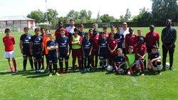 USO - Pierrefitte-sur-Seine F.C. (U13, Amical, 5-1) - 02 juin 2018 - UNION SPORTIVE OLYMPIQUE FLORENSAC PINET