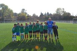 U13 vs Fc Calavon : 14.10.2017 - union sportive planaise