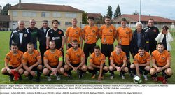 Equipe 1 - Union Sportive Pont de Vaux Arbigny