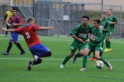 Photos U18 1ère Div. vs Cusset - 17.09.2016 - Union Sportive Populaire Commentryenne