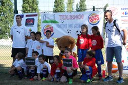 Tournoi Burger King - Union Sportive Renaudine 37