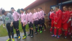 FC SAINT-ROCH - US RUMILLY 1-2 LE 29 MARS 2015 - UNION SPORTIVE RUMILLY