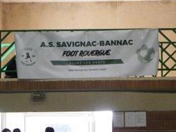 Plateau U9 - Association Sportive Savignac Bannac