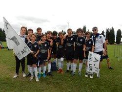 Résumé Tournoi U13 & U15 à Launaguet (Toulouse)