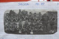 SENIORS A      SAISON 1998-1999     3éme division - union sportive san martinoise