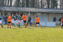 USSM  --  FRANGY  = 3-0    ***19/02/17  **** PART 1 - Union Sportive San Martinoise ( USSM )