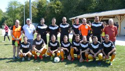 COUPE DE FRANCE 1er TOUR     USSM (D2)  -  SIMARD (D3)  = 2-2 (5-4) tab - Union Sportive San Martinoise ( USSM )
