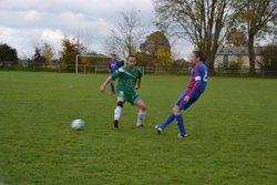 Équipe A contre La Bigottière - US St Jean sur Mayenne Football