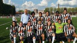 Dimanche 24 septembre, venez nombreux supporteurs, supportrices de l'US TOUROING supporter notre équipe SENIORS FEMININES rencontre pour la Coupe de France Féminines contre le club de LILLERS FC à 10 heures 30 Stade VANDEVEEGAETE rue de Gand Tourcoing - Union Sport Tourcoing Football