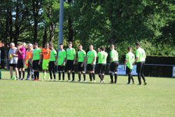 Fontcouverte ALFC 2 (3-0) US Thors Sonnac (10-05-2018) - Union Sportive Thors-Sonnac
