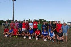 Reprise entraînement séniors - U.S VILLERS BOCAGE