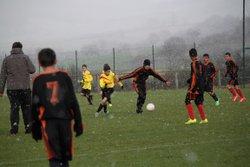 U15 equipe 2 vs Fonti e du Bac 21 11 2015 - Union Sportive Val de Couzes Chambon