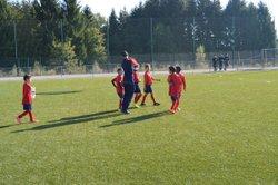 plateau U9 et match U17 samedi 24 septembre 2016 - US Veyziat