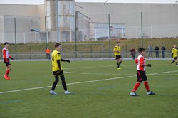 match des U15 contre BELLEGARDE le 14-01-2018 - US Veyziat