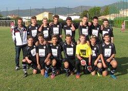 U17 deux vs Ancone - dimanche 24 septembre 2017 - Union Sportive Vallée du Jabron
