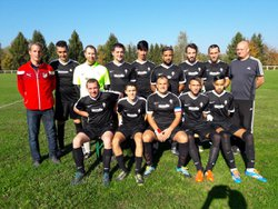 Équipe A 2017-2018 - Union Sportive Waldweistroff