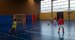 2ème tour coupe futsal U11 à DONZY le 09/12/17 - Vaillante Prémery