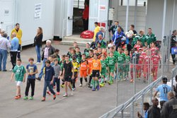 tournoi international lafarge - Ecole de Foot du VAL DE VIENNE