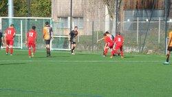 U17 B - FCVH B 14-0 - Vallée du Guiers FC