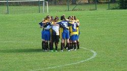 Coupe de France Féminines : VDGFC - Genas (R1) 0-1 - Vallée du Guiers FC
