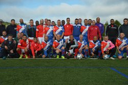 Match amical - louviers 10/09/2017 - Football Club de Rouen - Vétérans