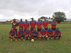 Match amical au Suriname - Vendredi Football Club